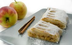 Überraschend vegan: Apfelstrudel von clever®