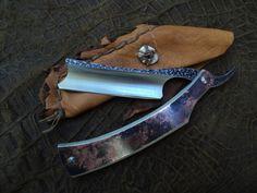 More Sage Blades custom razors, available at Classic Shaving. Straight Razor Shaving, Shaving Razor, Wet Shaving, Custom Straight Razors, The Razors Edge, Classic Shaving, Mens Shaver, Shaving & Grooming, Close Shave