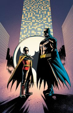 #Batman #And #Robin #Fan #Art. BATMAN AND ROBIN #17) By: Patrick Gleason & MICK GRAY. (THE * 5 * STÅR * ÅWARD * OF: * AW YEAH, IT'S MAJOR ÅWESOMENESS!!!™)