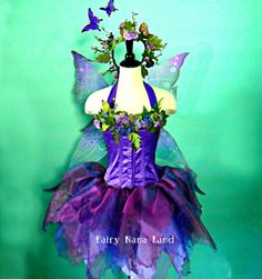 Corset top Fairy Costume - The Faerie Enchantress