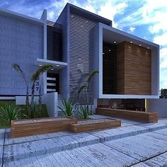 Residencial House by Adrián E Campos  ---  #luxury #luxuryhome #architect #luxuryhouse #arquitectura #luxurylife  #bighouse #bighouses #lights #homes #homesweethome #homestyle #homestead #homestyling #house #houses #architecture #architectureporn #design #modern #architects #render #interiordesign #facade #streetstyle  ---  All credits correspond to photographer,designer,creator