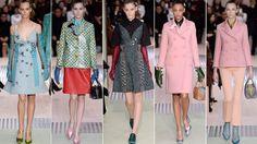 Prada AW15 Milan Fashion Week