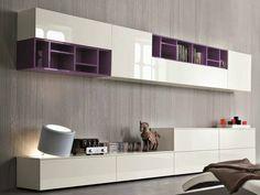 ARGE mobilya özel tasarım duvar(tv)üniteleri www.argemobilya.com.tr