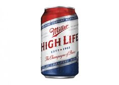 This can has a nice crisp look to it. Are we having a patriotic beer can war?