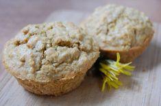 dandelion muffins