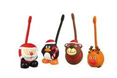X-mas Hundespielzeug Santa, Claus, Norbärt und Älg