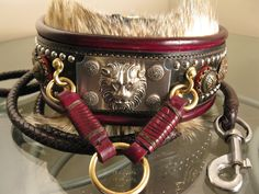Battle Collar 2. $265.00, via Etsy.