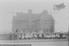 Saltney, Wood Memorial School From The Francis Frith Collection, a privately-owned archive of over photographs of Britain from that you can browse online for free anytime. North Wales, Photo Online, School Days, Chester, Old Photos, Britain, Nostalgia, Archive, Photographs
