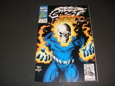 THE ORIGINAL GHOST RIDER #1 (1992) buy it now for $3.00+ ship!!!!