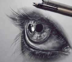 Pencil drawings, pencil drawing tutorials, art tutorials, drawing eyes, p. Eye Pencil Drawing, Realistic Pencil Drawings, Pencil Drawing Tutorials, Art Tutorials, Cool Drawings, Drawing Eyes, Eyeball Drawing, Realistic Eye Tattoo, Human Drawing