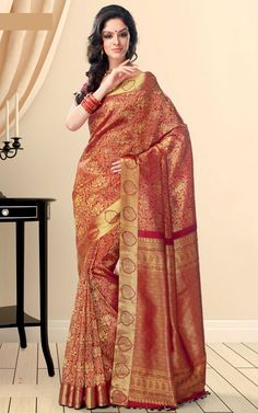 Silk Saree DA02