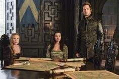 Will Kemp, Adelaide Kane, and Celina Sinden in Reign Reign Cast, Reign Tv Show, Mary Queen Of Scots, Queen Mary, Reign Season 4, King Francis Of France, Reign Serie, Reign Hairstyles, Avatar