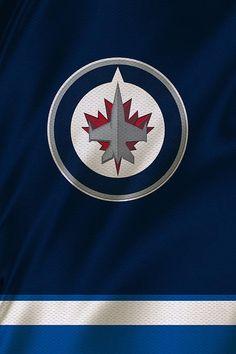 Winnipeg Jets Art Print by Joe Hamilton. All prints are professionally printed, packaged, and shipped within 3 - 4 business days. C2c Crochet, Crochet Pattern, Nhl Jets, Joe Hamilton, Ice Hockey Teams, Thing 1, Sports Logos, Nfl Fans, National Hockey League