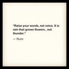 I need to take heed sometimes.