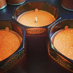 Everyone has their addictions. Ours happens to be these Heirloom Pumpkin candles from #illume! You've gotta come smell this candle, it is the PERFECT scent for fall! Via @kuselsbigstore #repost #heirloompumpkin #illume