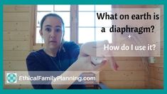 So you are researching more natural contraception and you've come across diaphragms. But what they heck are they? Still have questions? Comment and I'll answer you! This Or That Questions, Natural Birth Control, Natural Lifestyle, Still Have, How To Plan, Watch, Clock, Bracelet Watch