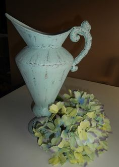 Upcycled Distressed Shabby Chic French Country by FurnitureFusion, $35.00