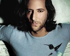 Henry Ian Cusick.  Half Peruvian, Half Scottish..what more does one need?