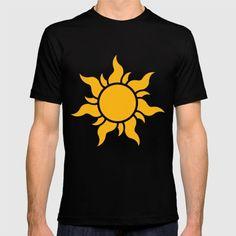 Tangled Rapunzel Sun Logo - Corona Symbol - $24