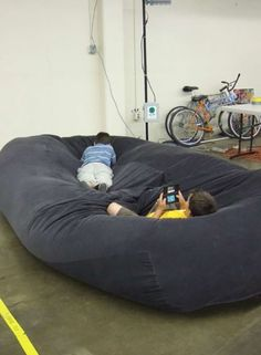 √ 50 Bean Bag Chairs Image Ideas - For Adult And Kids Small Bean Bags, Small Bean Bag Chairs, Ikea Bean Bag, Chair Leg Floor Protectors, Farmhouse Dining Chairs, Sitting Positions, Bedroom Chair, Furniture Arrangement, Kid Spaces