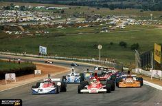 South African GP 1976 - spot the Ligier tea-pot