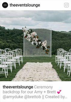 Sweetheart Table Backdrop