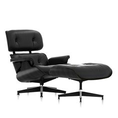 Eames Lounge Chair and Ottoman, Ebony - Lounge & Living - Chairs - Herman Miller Official Store