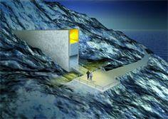 -Visit the Svalbard Global Seed Vault
