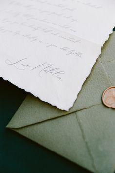 Calligraphy vow letter on handmade paper, custom wax seal with dried flower insertions, handmade paper envelopes / / © PAPIRA Wedding Stationery // PAPIRA invitatii de nunta personalizate si sigilii de ceara Letterpress Wedding Invitations, Wedding Invitation Suite, Wedding Stationery, Wedding Shoot, Our Wedding, Paper Envelopes, Wax Seals, Wedding Paper, Dried Flowers