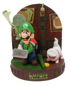 Luigi's Mansion: Dark Moon Figurine