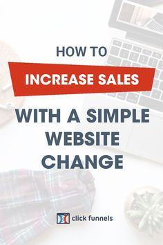 Want to know how to convert your website visitors into leads and then customers? This simple change to your website could be the missing link to increasing your sales and website traffic. Join the 130,795 entrepreneurs who are actively using ClickFunnels sales funnels to easily get their products and their message out to the world! #salesfunnel #ClickFunnels #onlinemarketing Sales And Marketing, Online Marketing, Building Software, Sales Process, Simple Website, Increase Sales, Missing Link, Make It Simple, Join