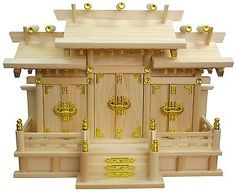 Japanese buddhist altar fittings,home shrine #household #shinto #kamidana,new, View more on the LINK: http://www.zeppy.io/product/gb/2/111971136582/