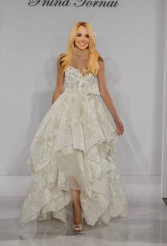 britney spears in wedding dress