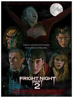 Fright Night 2 1988 Edit By Mario. Frías