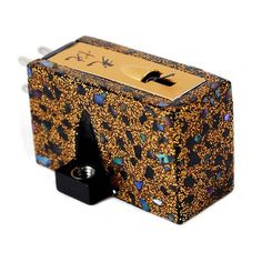 Koetsu Urushi Tsugaru Phono Cartridge - That's a pretty incredible looking cartridge.  It also costs $5,450 and goes up from 20Hz - 100KHz.