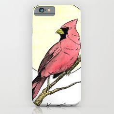 Cardinal iPhone & iPod Case