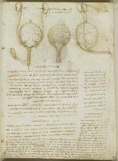 The bladder. Leonardo da Vinci (Vinci 1452-Amboise 1519) #TuscanyAgriturismoGiratola