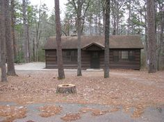 State Park Cabin #10   Cabin Located Inside Beavers Bend State Park. Cabin  For