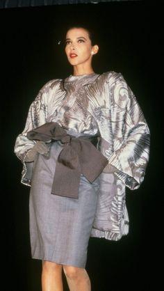 Dalma Callado Fondazione Gianfranco Ferré / Collezioni / Donna / Alta Moda / 1986 / Autunno / Inverno