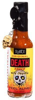 Blair's Original Death Sauce with Chipotle Hot Sauce