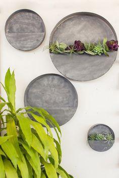 Orbea Zinc Planters
