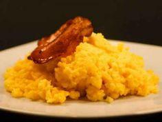 Scrambled Eggs sind die englische Version eines Rühreis.