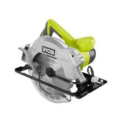 Ryobi Reconditioned 14 Amp 7-1/2 in. Circular Saw with Laser-ZRCSB135L - The Home Depot