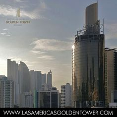 The sun rises and from our Hotel Las Américas Golden Tower Panamá we wish you a happy weekend.