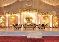 Stage Decoration ideas Pakistan