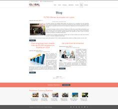 Proyecto para Centro de Formación - Blog #diseñoweb #paginasweb #DiseñadorWebValencia #DiseñadorWeb