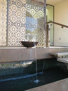 Wonderful Modern Islamic Interior Design: Stunning Modern Islamic Interior Design Center Tile Panoramic Exterior Style ~ enjoyf.com Interior Designs Inspiration