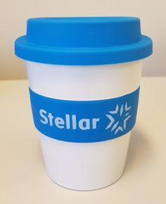 Eco Coffee Mugs with Logo