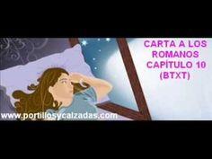 CARTA A LOS ROMANOS, CAPÍTULO 10, AUDIO BIBLIA TEXTUAL (BTXT)