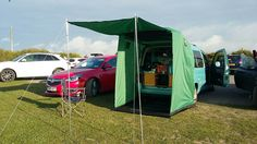 9 Best Berlingo micro camper with packashack tailgate tent ...